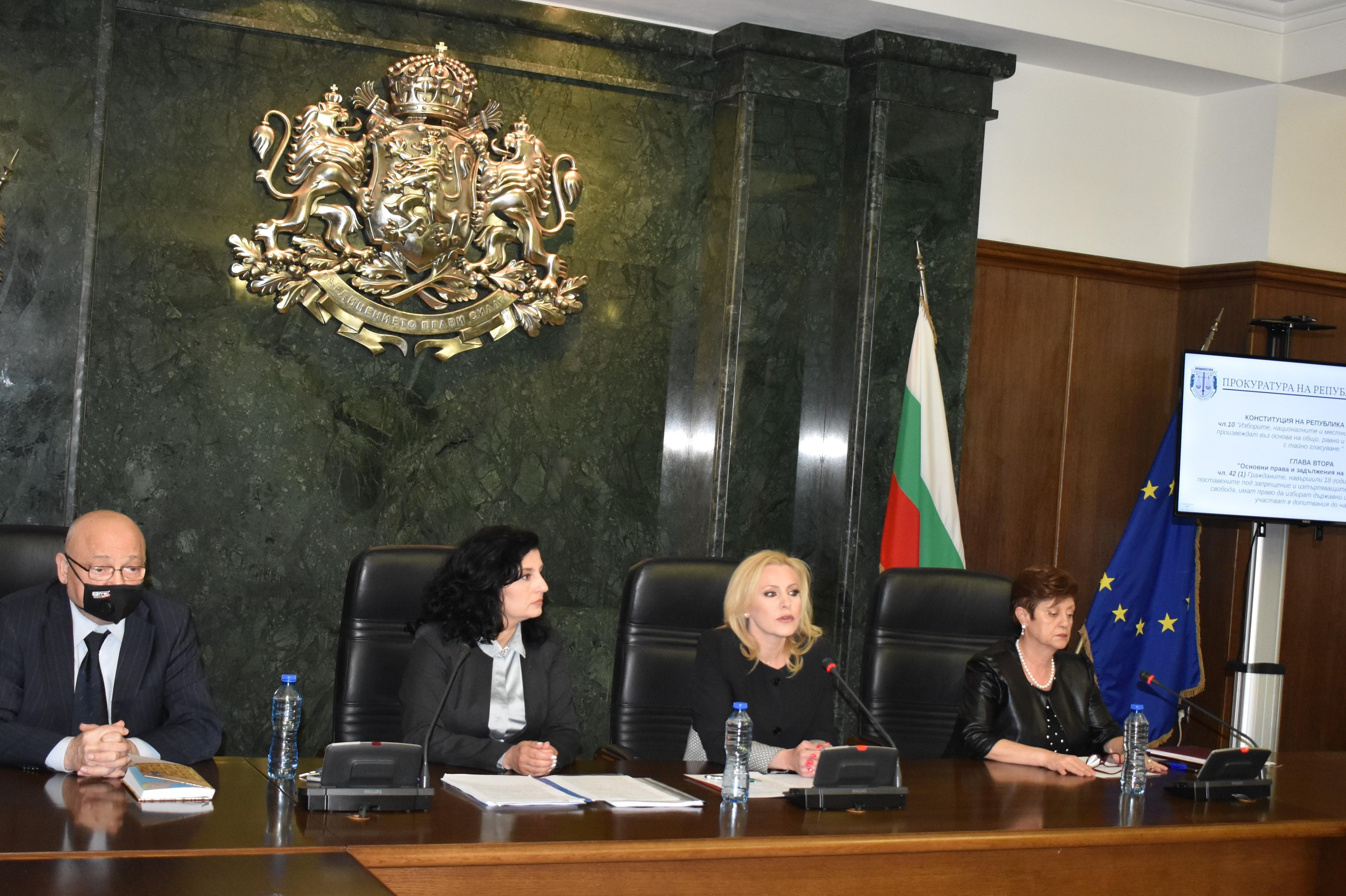 В София задържаха кандидат за депутат от престъпна група за купуване на гла