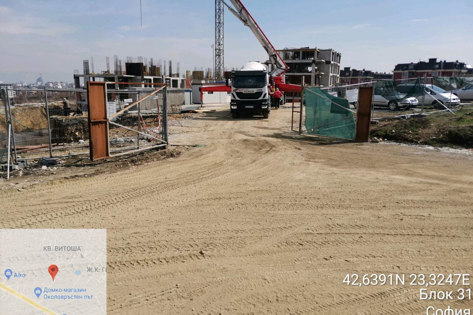 Столичен инспекторат е проверил над 140 строителни обекти в София