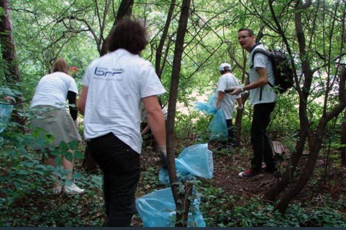 "В ""Лозенец"" доброволци организират почистване на лесопарк Дъбова гора"