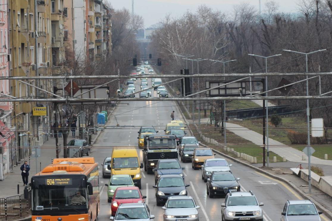 При мръсен въздух: В центъра на София няма да се допускат коли  с нисък еко