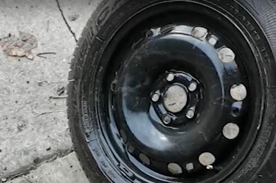 """В """"Стрелбище"""" сигнализират за масово надупчени автомобилни гуми"""