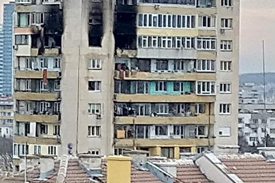 """На пазара в """"Красно село"""" ще се събират дарения за изгорелия блок  в """"Хипод"""