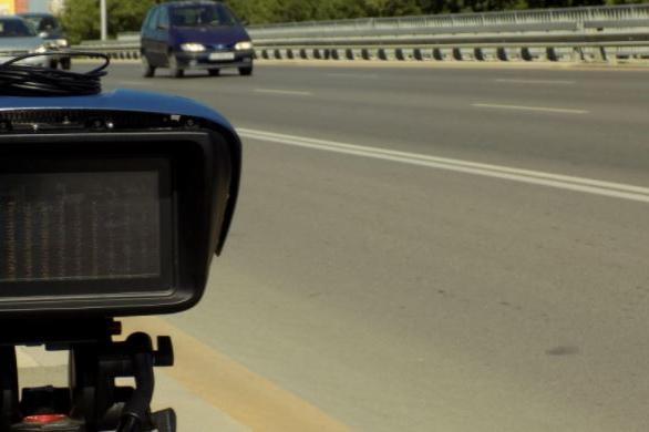 Глобиха водач, шофирал със 144 км/час на пътя София - Варна