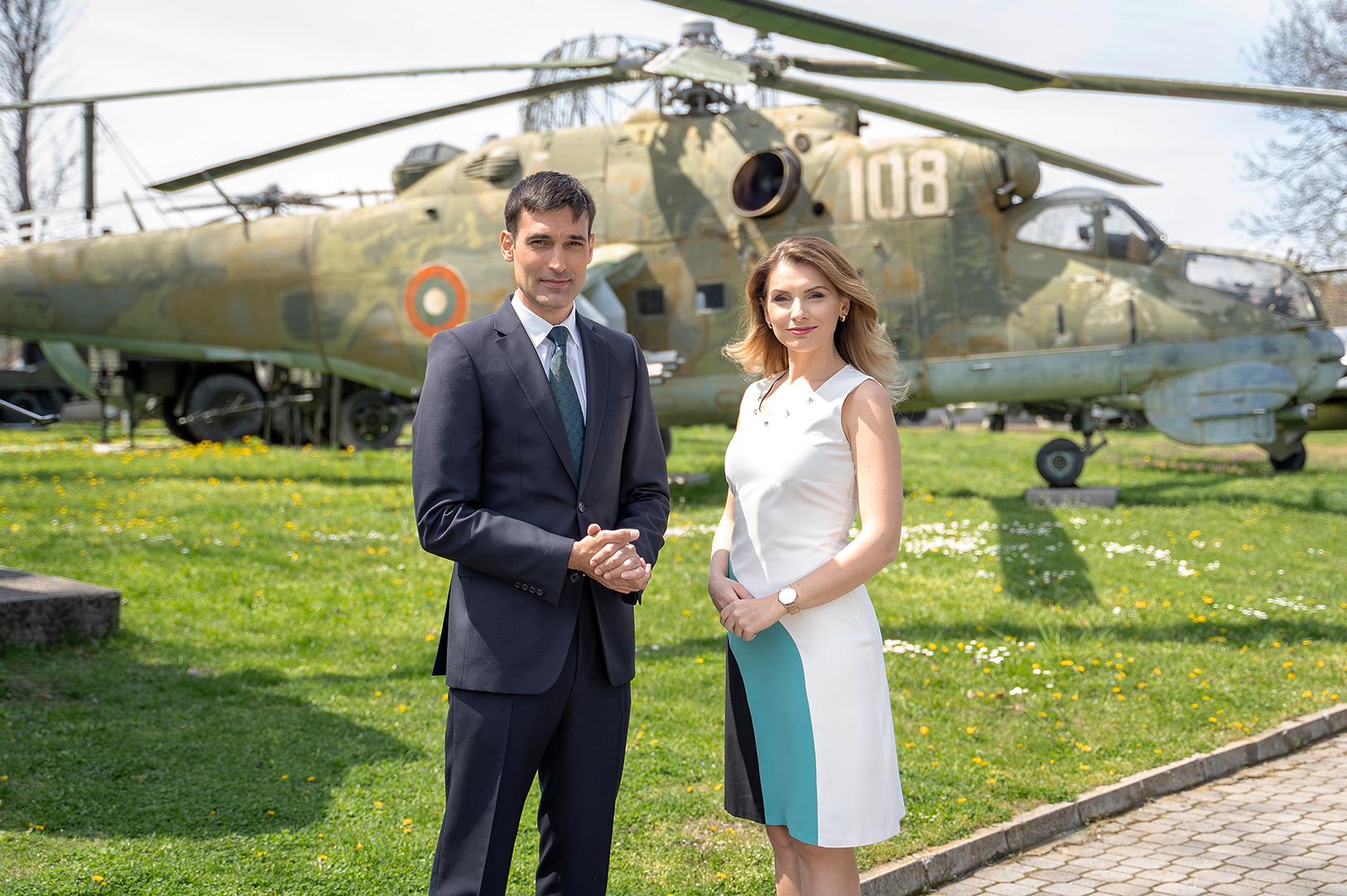 БНТ показва различните лица на българската армия