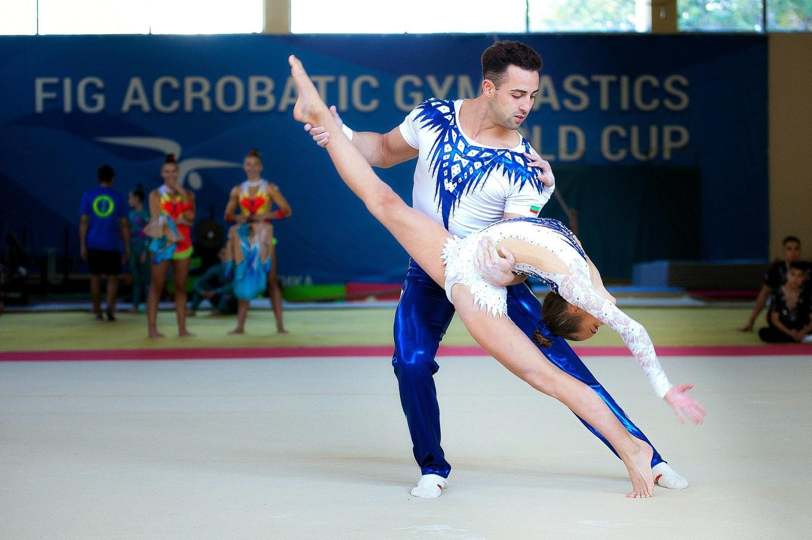 София ще е домакин на Световната купа по спортна акробатика
