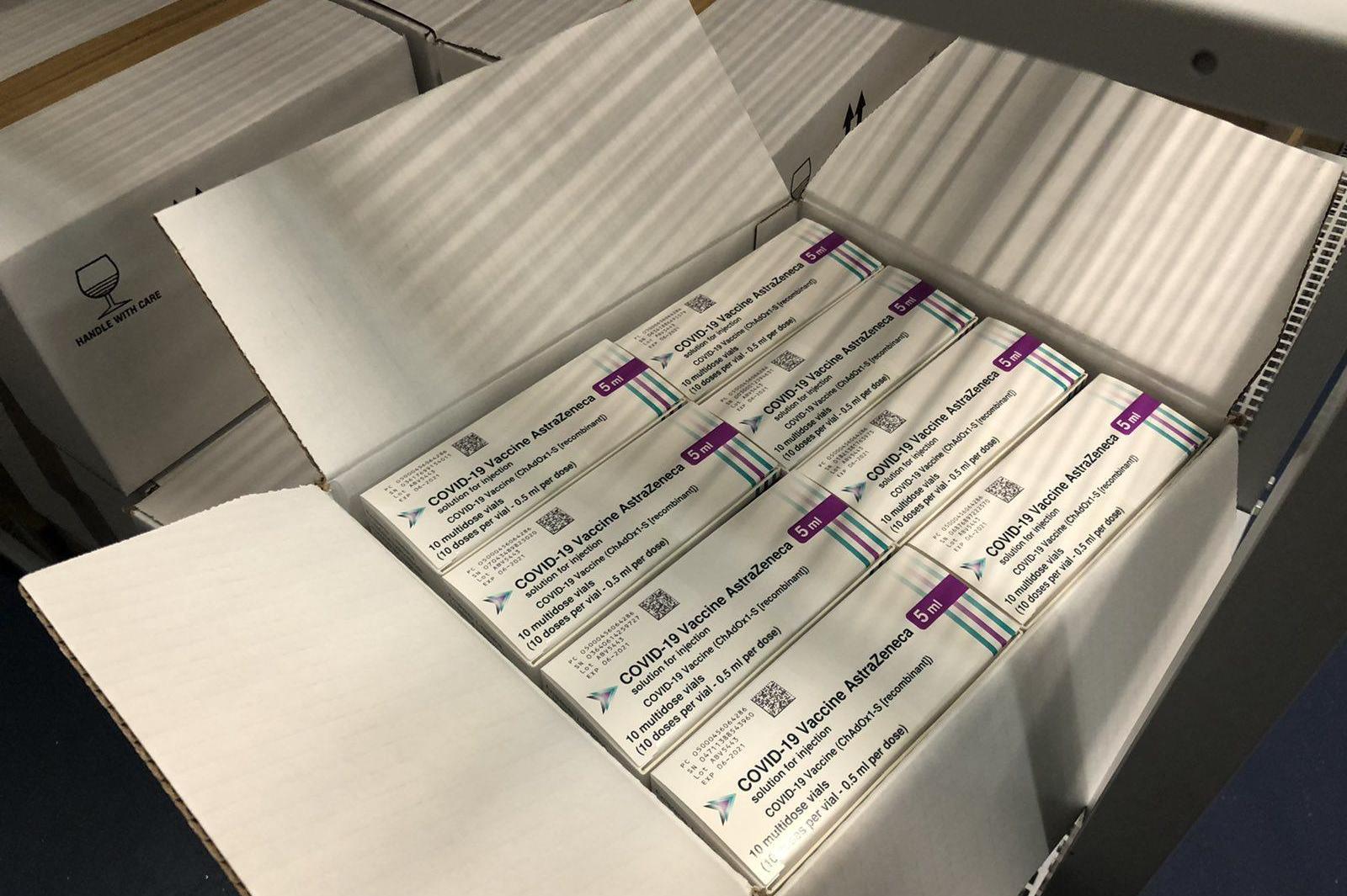 """Извънредно заседание на Ваксинационния щаб заради """"АстраЗенека"""""""