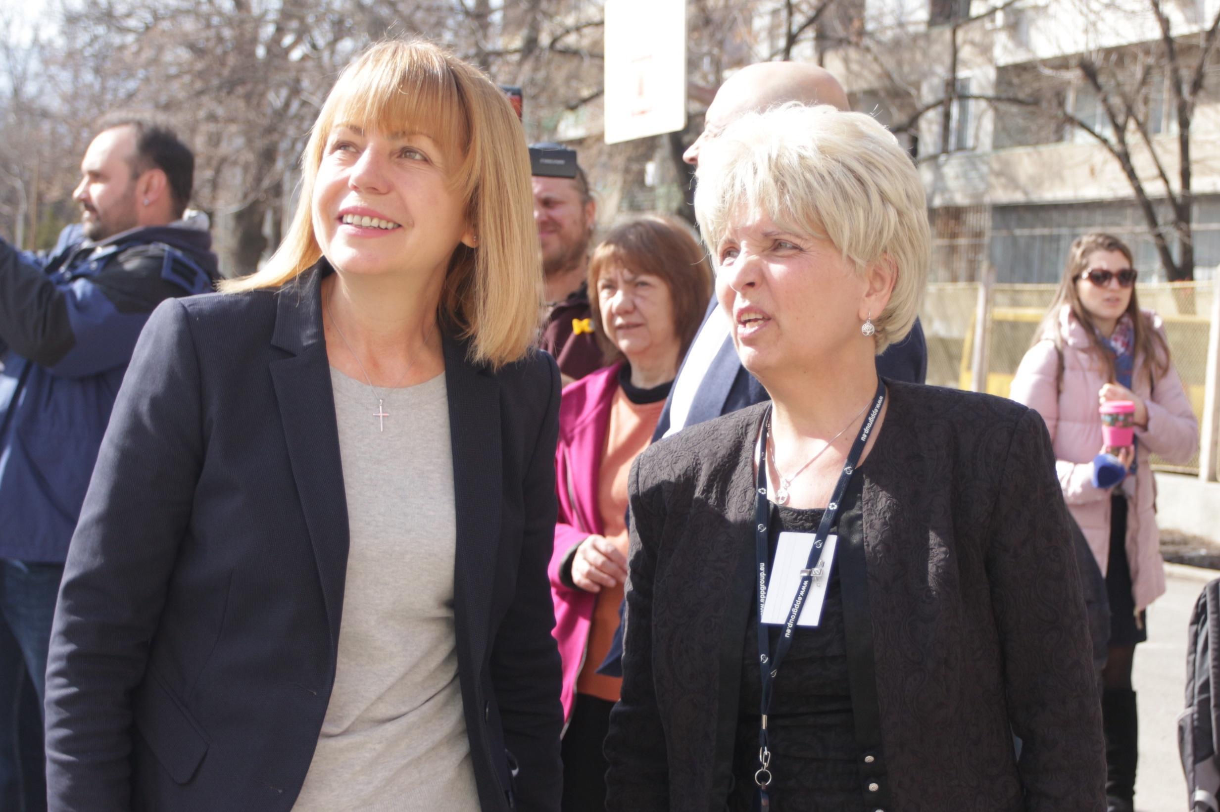 И на рождения си ден кметът на София проверява строеж на детска градина