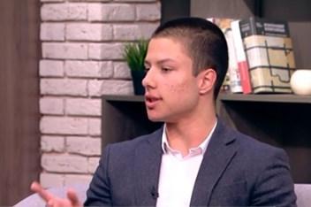 Студентът в Харвард Георги Иванов: Баба и дядо най-много се радват, категор