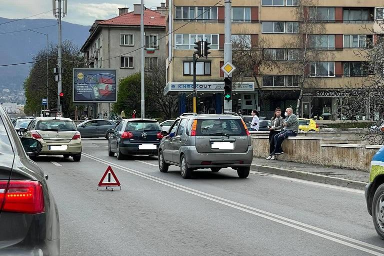 Куп катастрофи в София белязаха края на работния ден