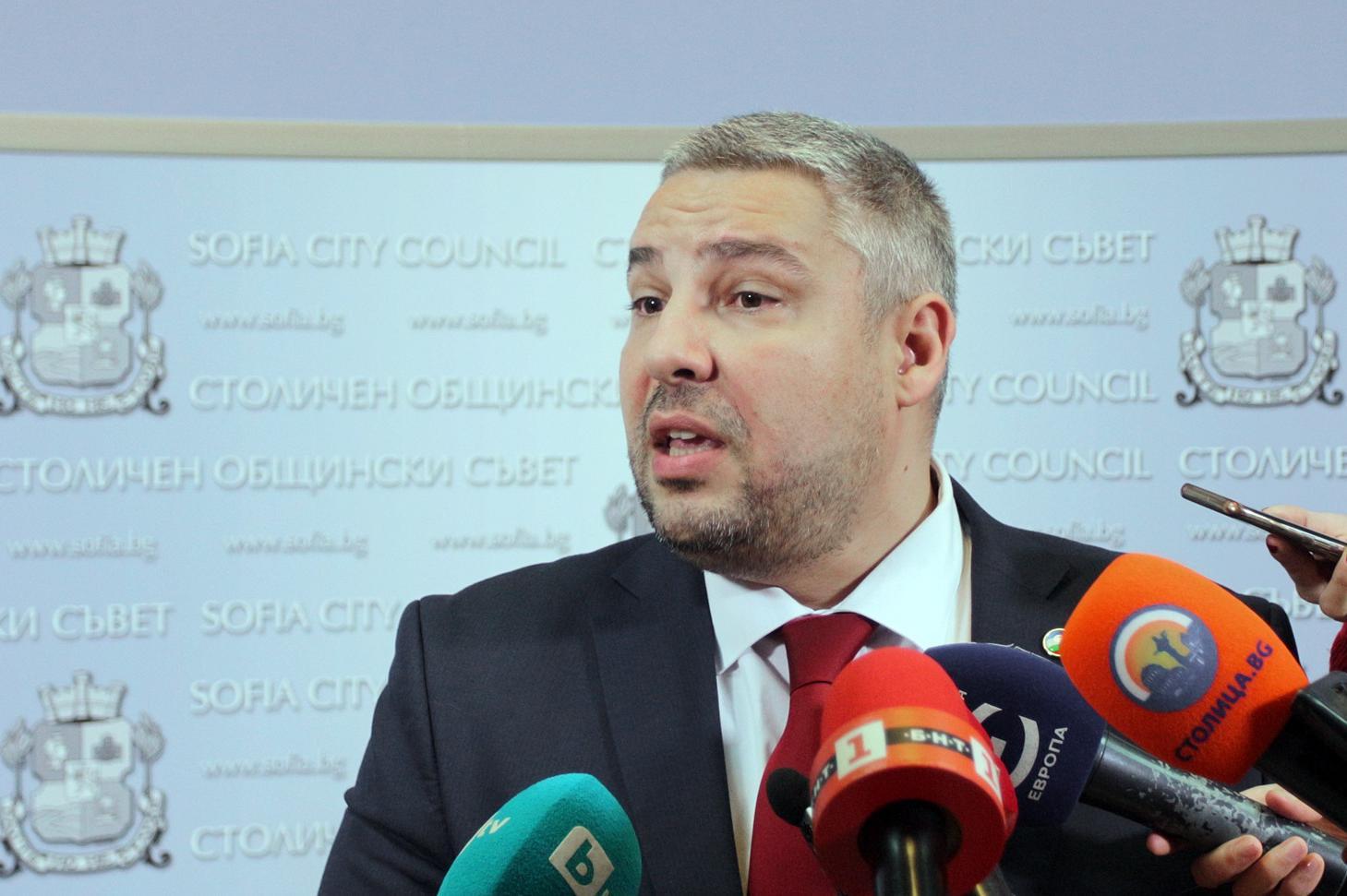 Методи Лалов пред СОС: През март 2020 сме внесли предложение за демонтиране