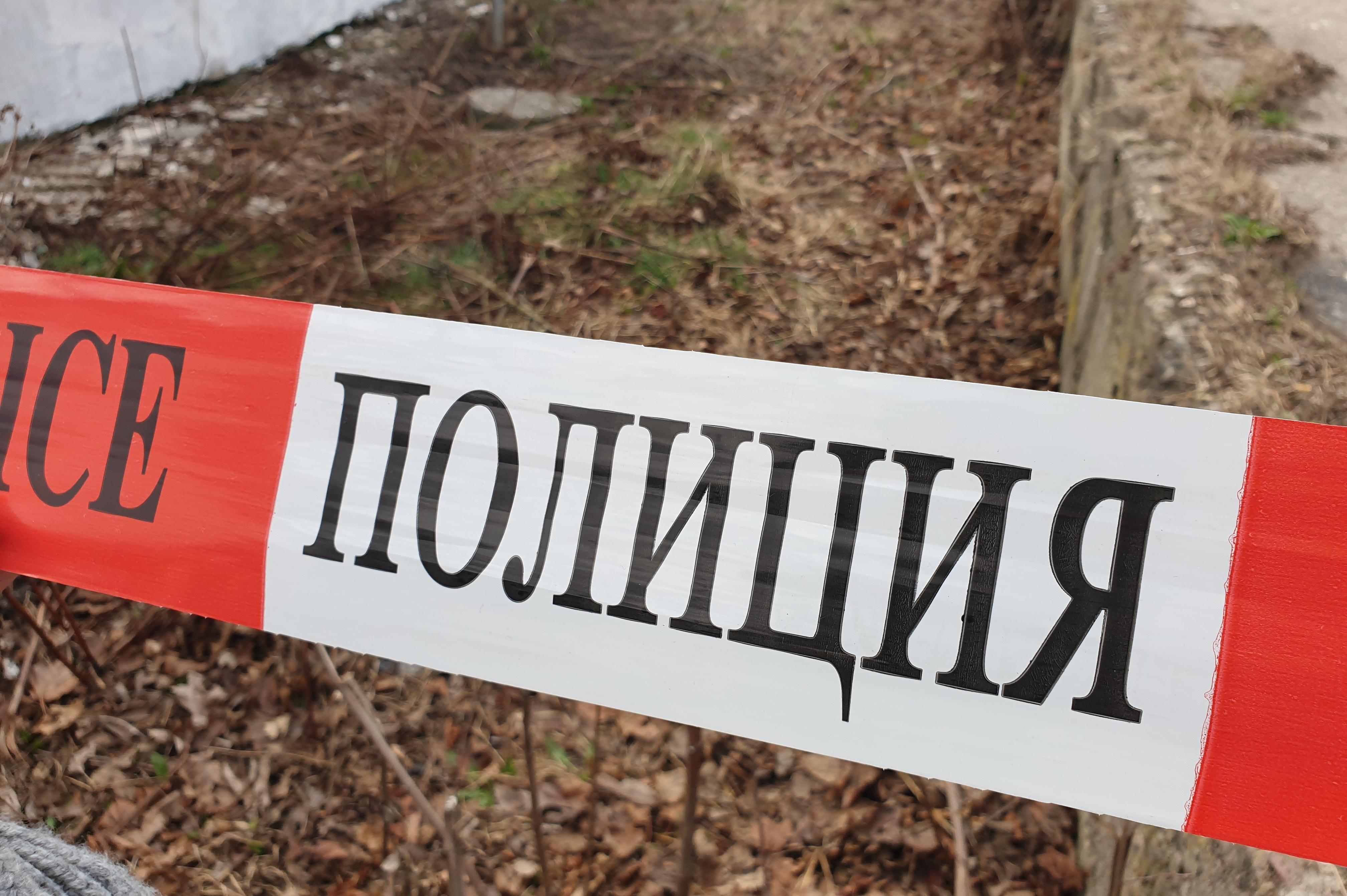 Полицаи от РУ-Етрополе задържаха двама за незаконна сеч на букови дърва