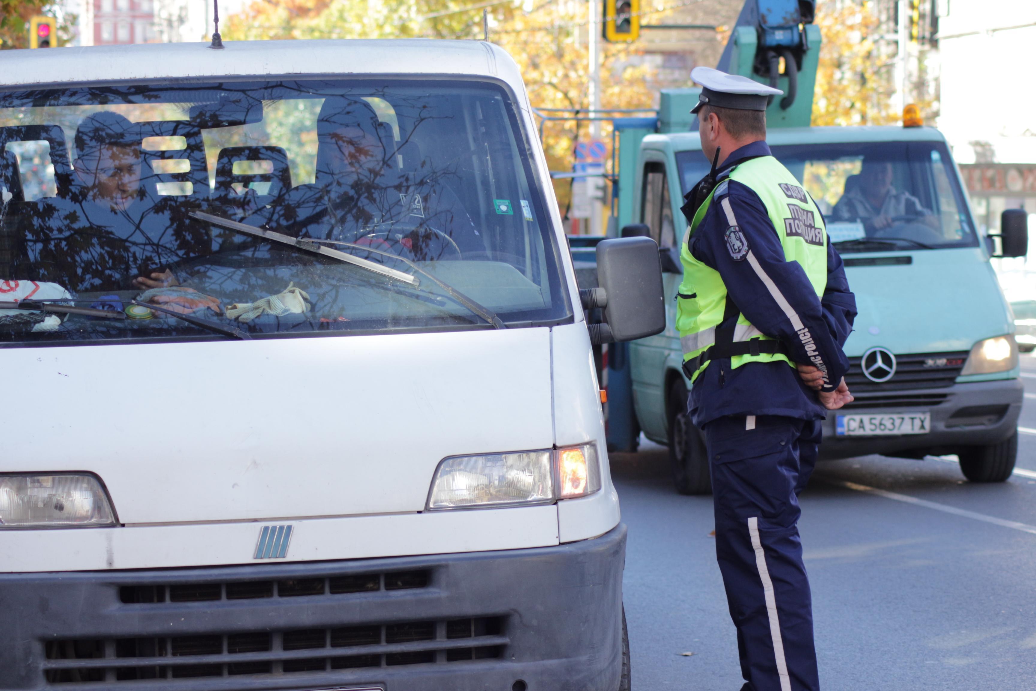 """По празниците: """"Пътна полиция"""" със засилен контрол по входовете и изходите"""