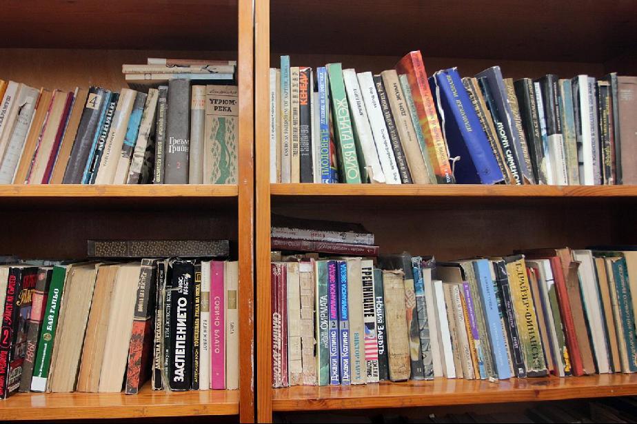 """Над 300 книги са дарени за библиотеката в 172 ОбУ """"Христо Ботев"""" в """"Гниляне"""