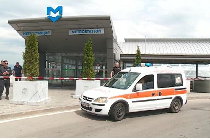 Простреляната жена в софийското метро се оплакала, че е била преследвана