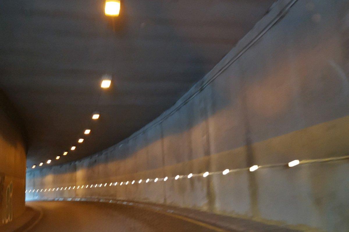 """Измиха транспортния тунел на бул.""""Царигродско шосе"""""""