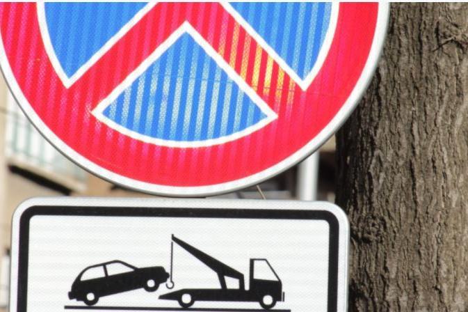 """Забраняват престоя и паркирането по южното платно на пл. """"Възраждане"""""""