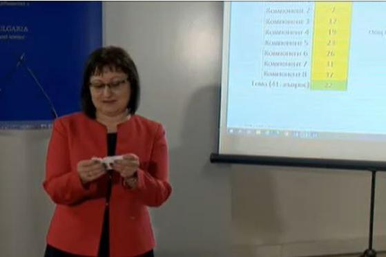 В София изтеглиха варианта за матурата по български език и литература