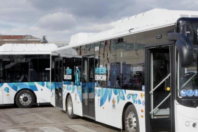 Променят маршрута на автобусна линия № 8
