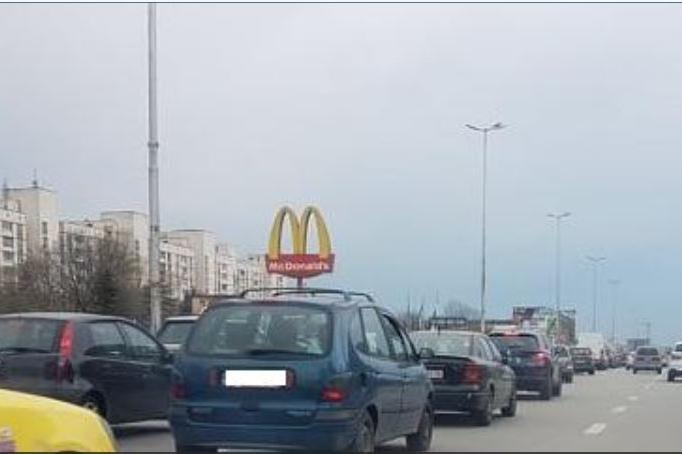 91 240 превозни средства са излезли от София за 24 май