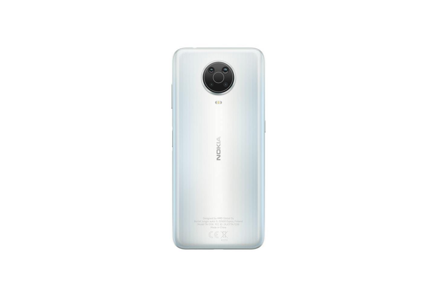 Nokia G20_silver