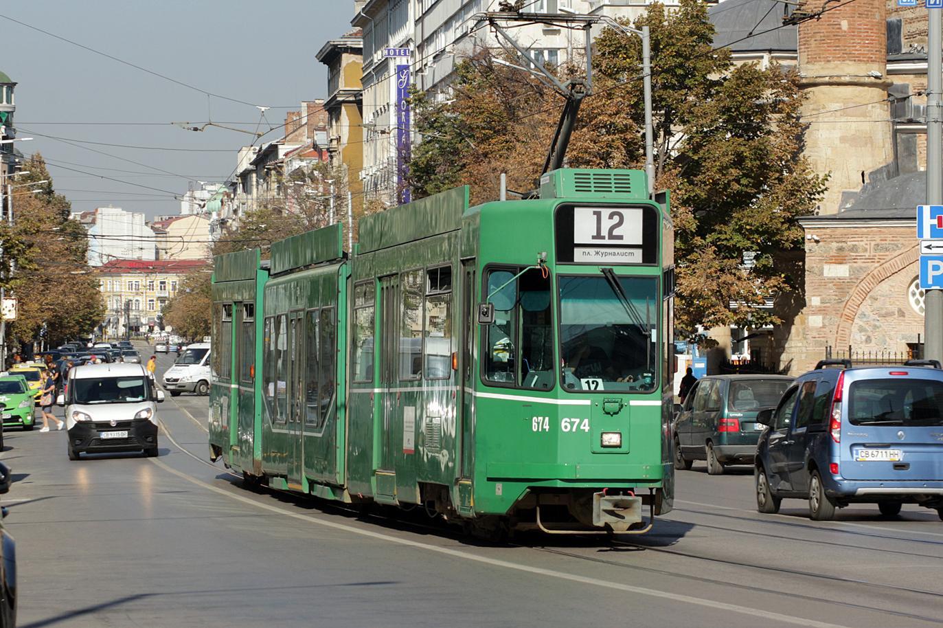 Заради ремонт на релсовия път променят маршрута на трамваи 3 и 12