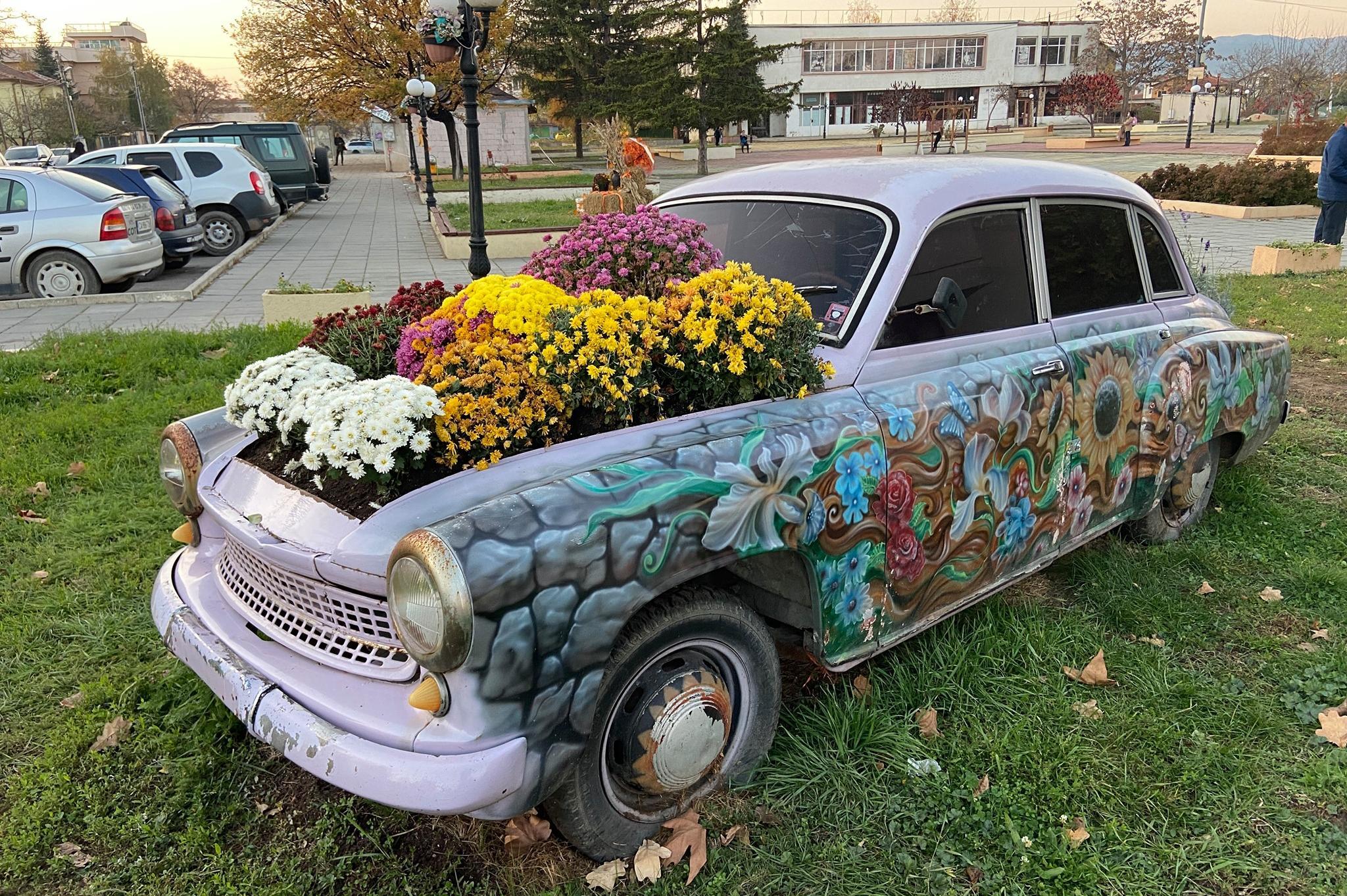 """В """"Нови Искър"""" оново търсят коя е най-красивата пролетна градина"""
