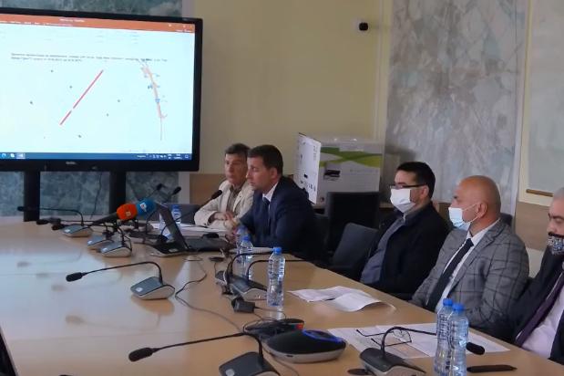 """От 8 май затварят за ремонт северното платно на """"Тодор Каблешков"""", от 12 ма"""