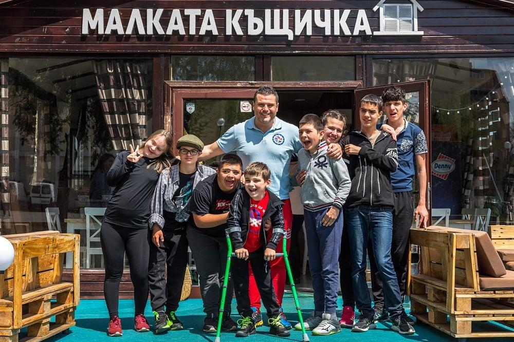 Филмов фестивал интегрира деца и младежи с увреждания в София, входът е сво