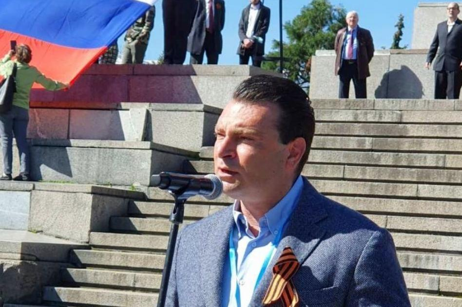 Общинският съветник Калоян Паргов: Българският народ помни, че 9 май е пред