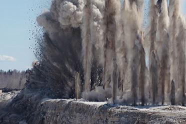 Затварят движението по Калотина - Драгоман заради взривни дейности за магис