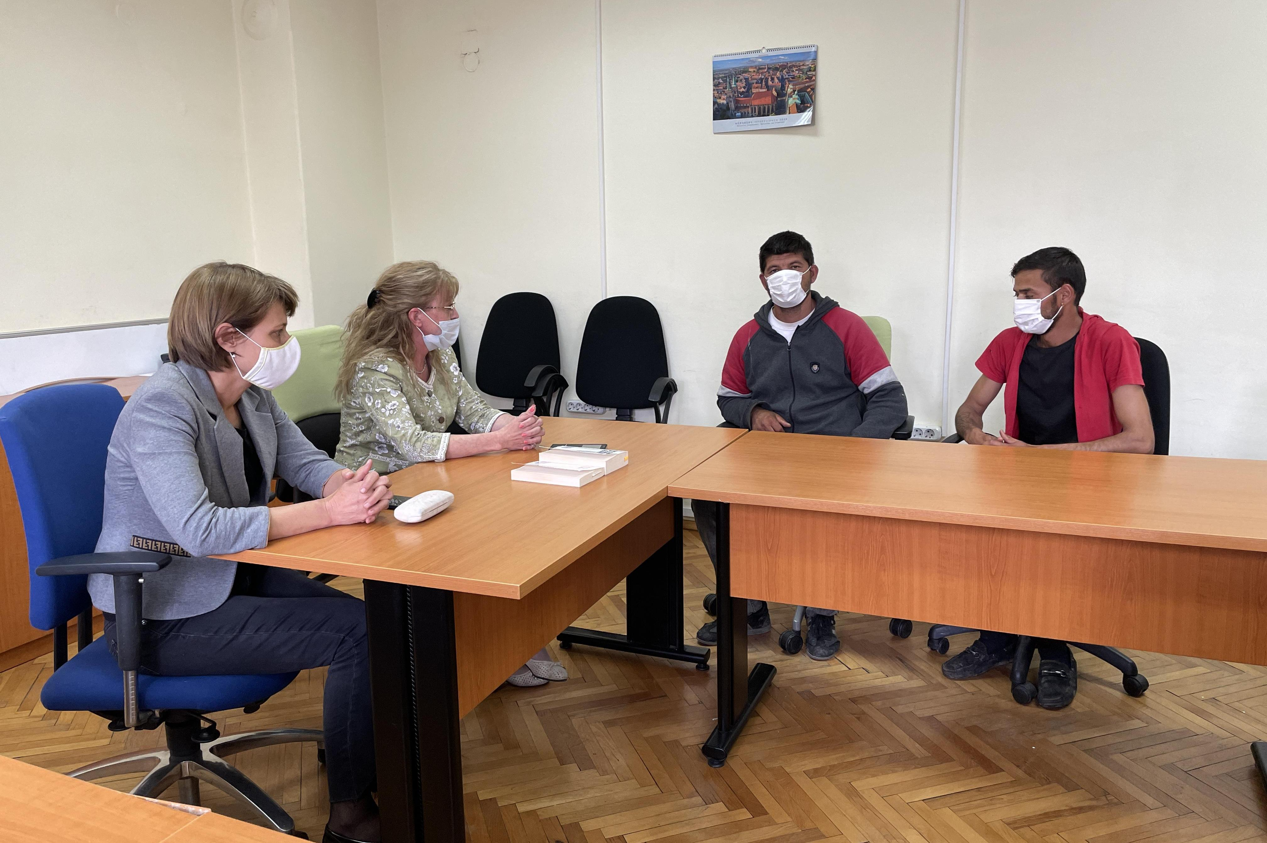 Окръжният прокурор на София се срещна с бащата и чичото на убитото в с. Ков