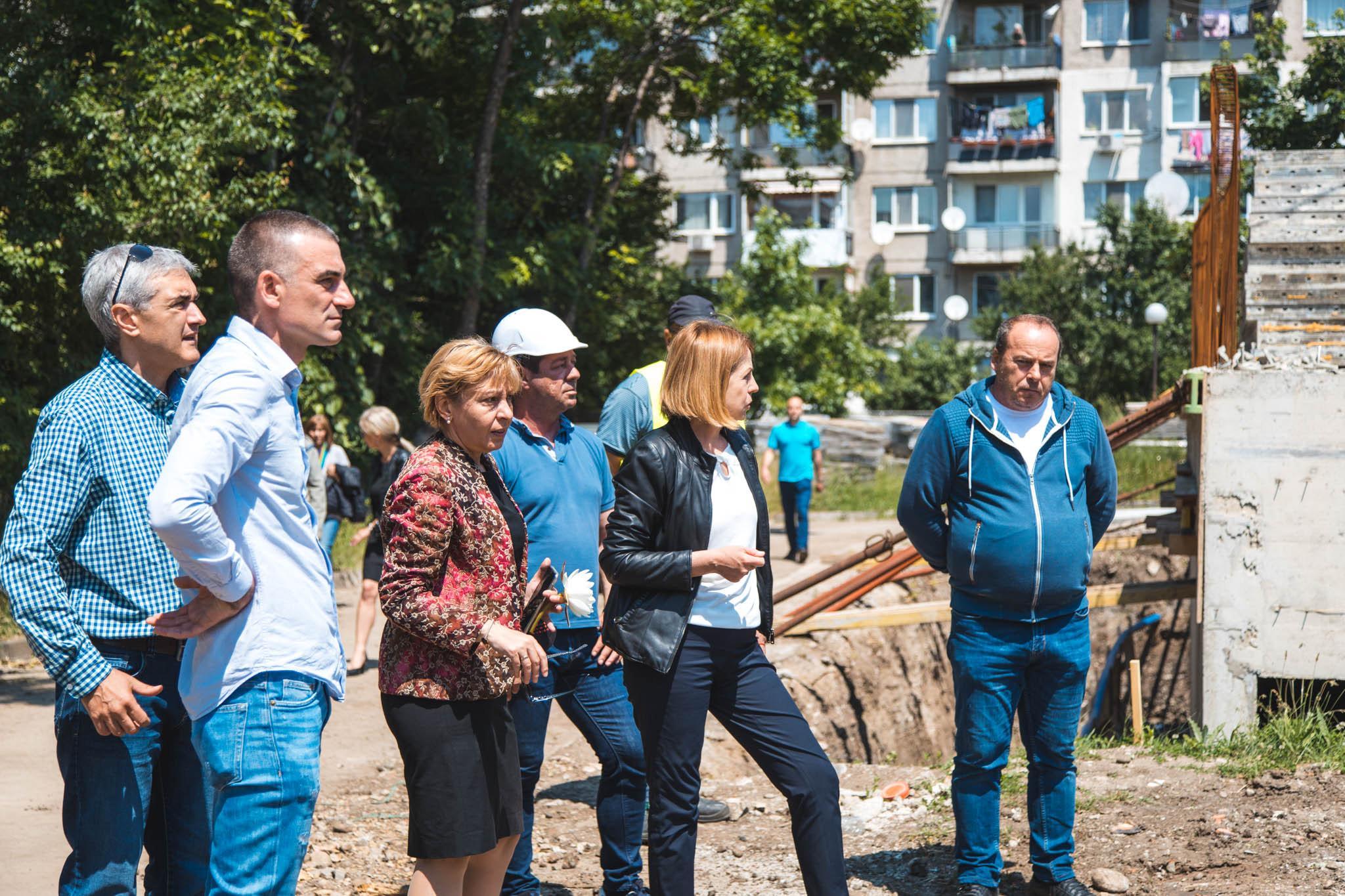 "Изграждат нова сграда на детска градина в ""Подуяне"" (СНИМКИ)"