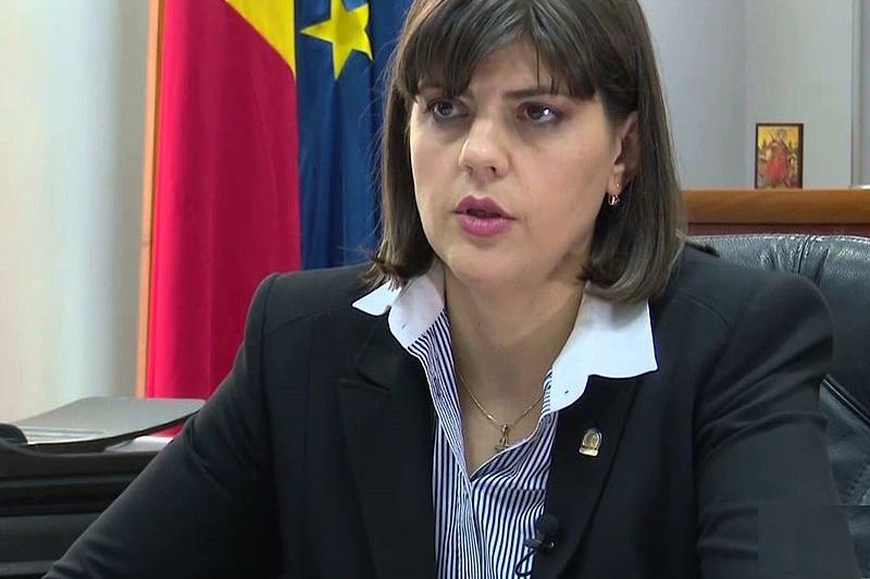 Европейският прокурор Лаура Кьовеши пристига в София