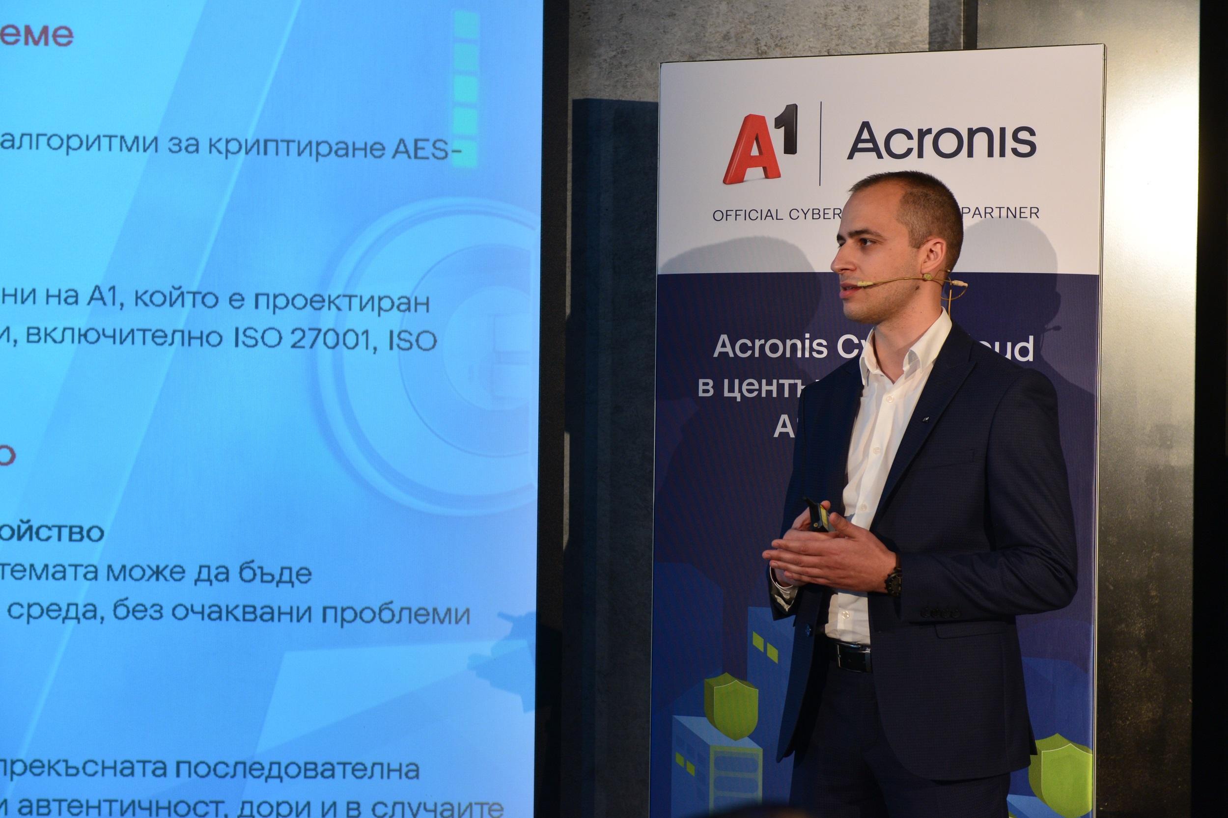 A1 Acronis