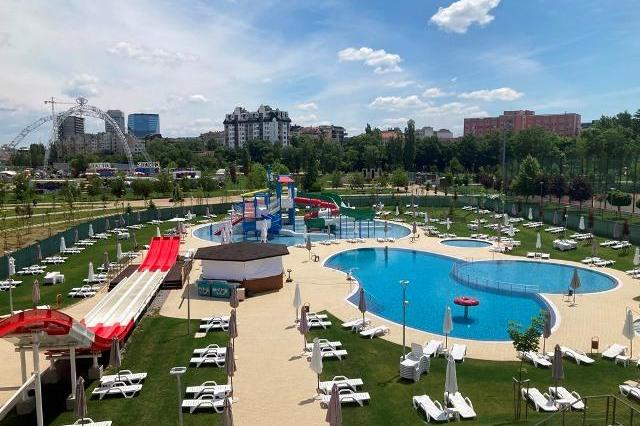 """С 30% отстъпка в билетите столичният аквапарк отваря врати в парк """"Възражда"""