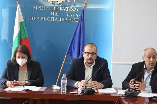 За София и страната: Започва работата по създаване на Национален антираков