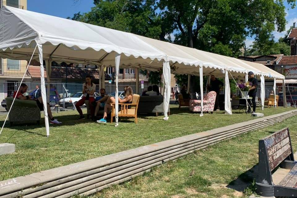 По 10 000 столичани и гости на ден привлича Бакхус на Женския пазар в София