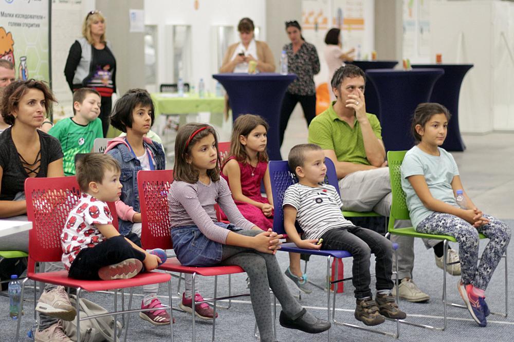 Над 40 полезни и забавни събития в Детския панаир в София
