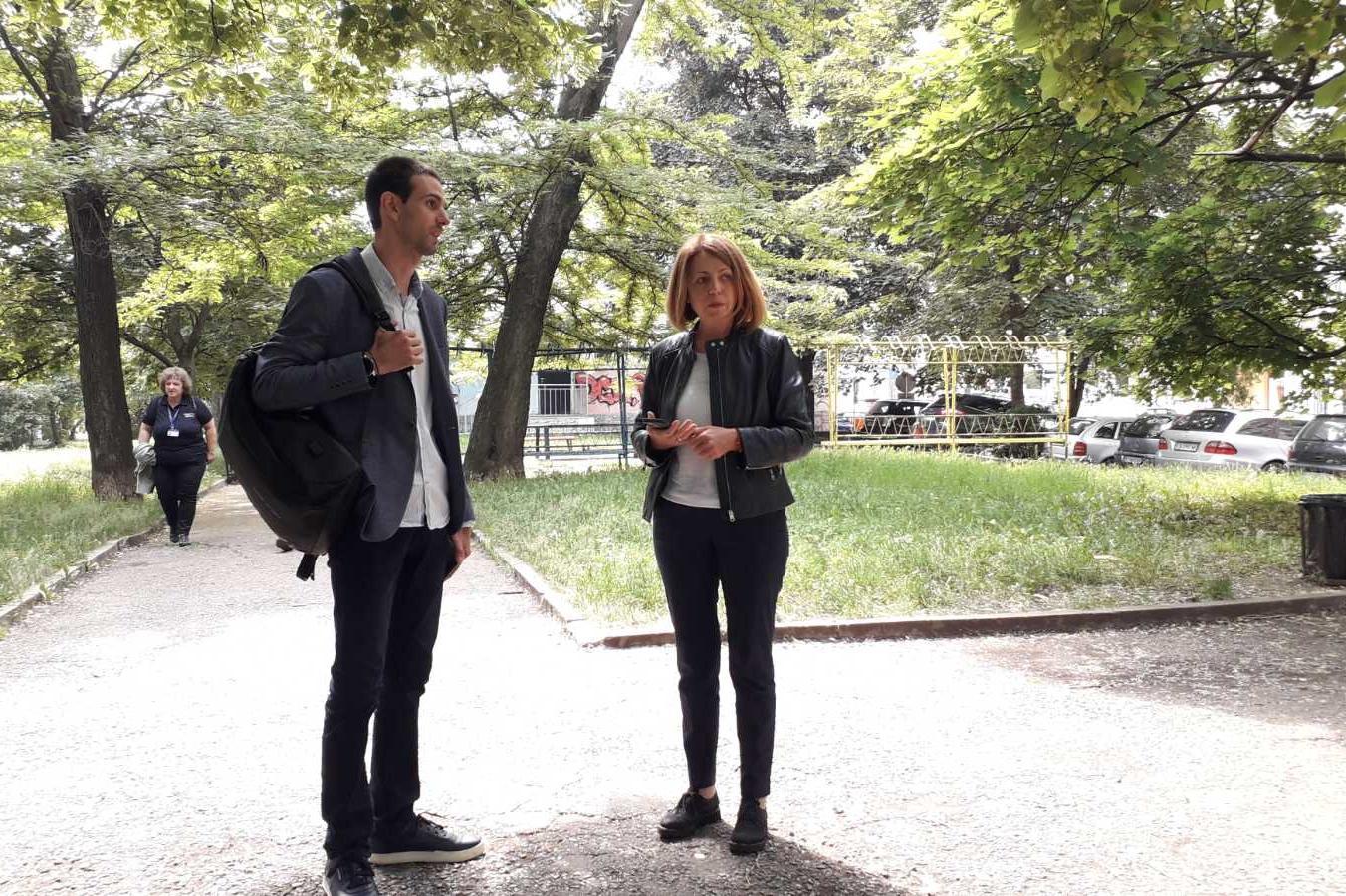 Кметът на София постави срок на районните кметове, второ косене да приключи