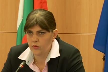 Лаура Кьовеши: Европейската прокуратура служи в интерес на всички граждани