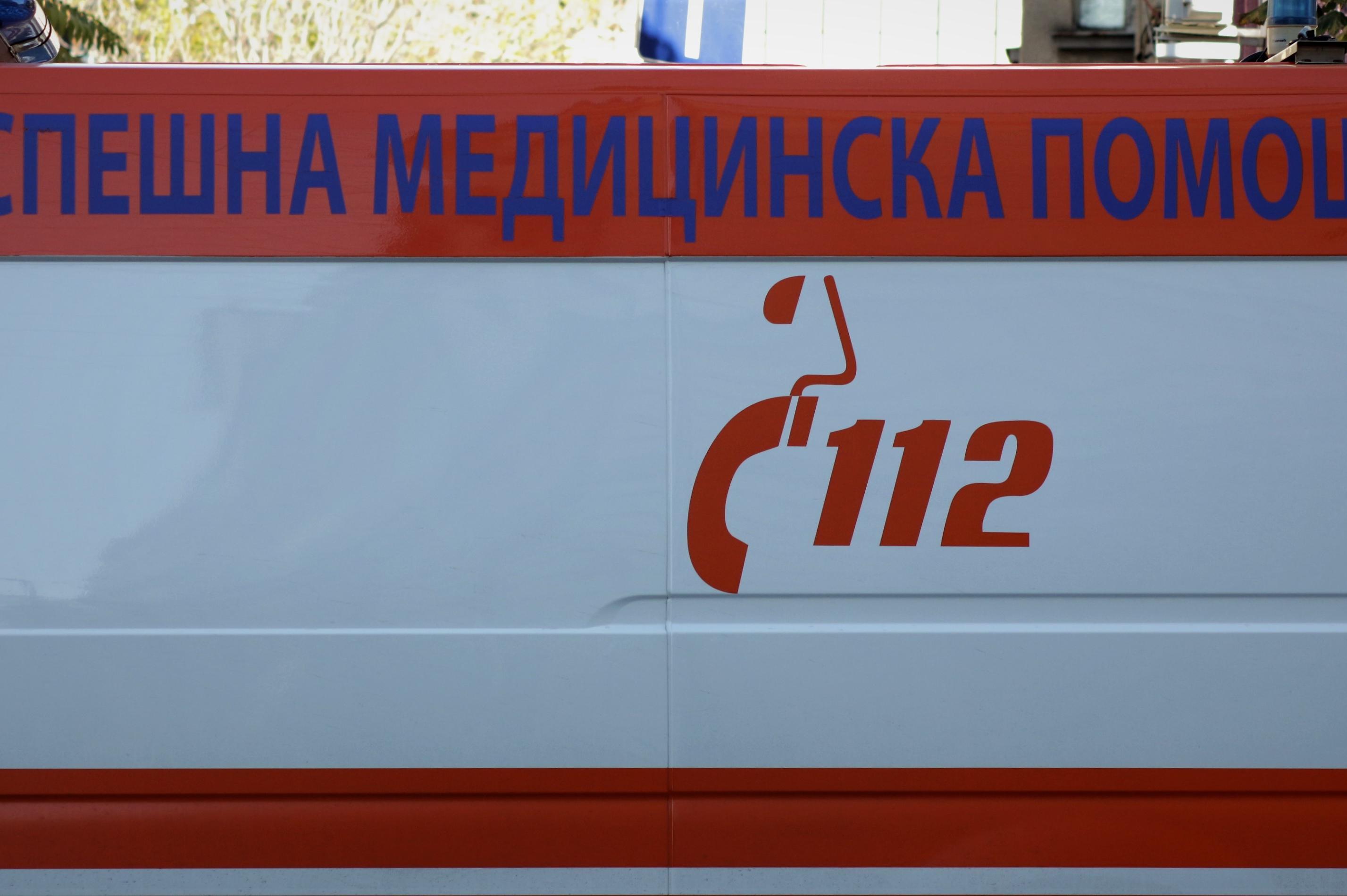 Автобус с 40 деца е катастрофирал край Горна Малина