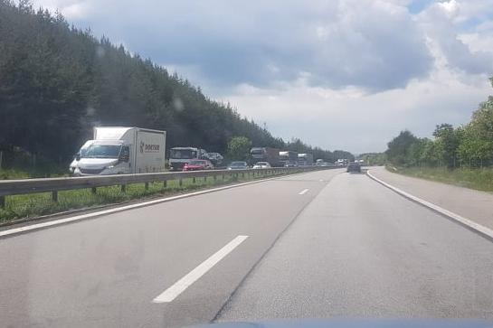 """Двупосочно ще е движението по Тракия в тръбата към София в тунела """"Траянови"""