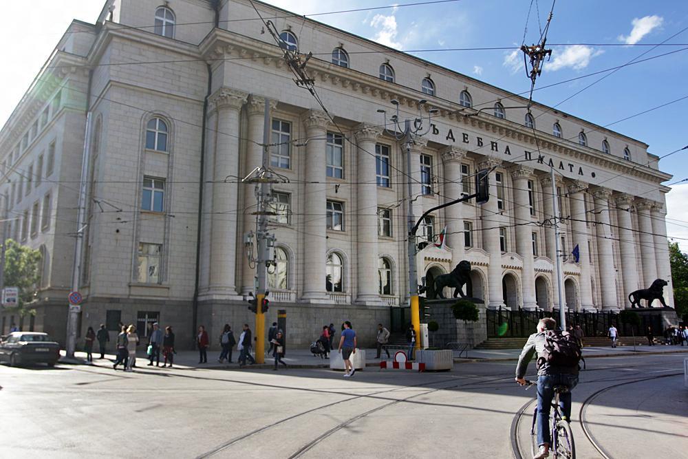 Получен е сигнал за бомба в Съдебната палата