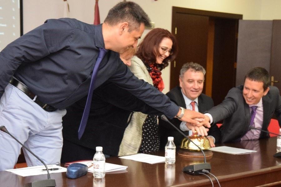 """УНСС-София бе домакин на  Международна конференция """"Европейският съюз след"""