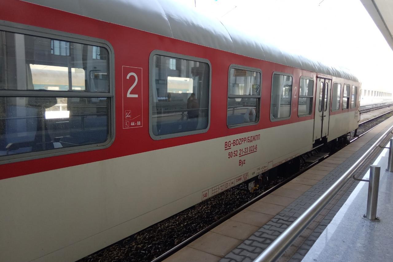 Над 2 часа закъснение на влака София - Бургас