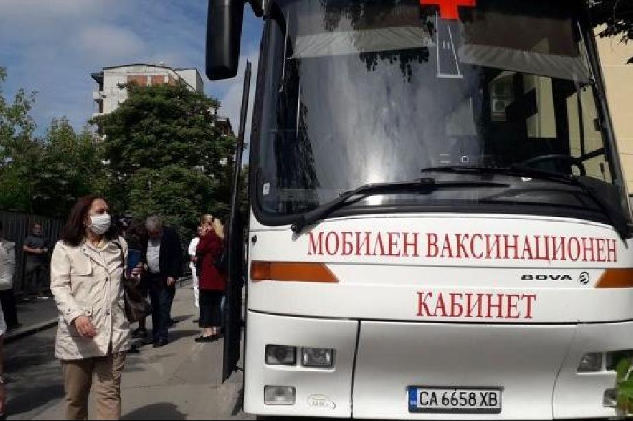 Ще има пунктове за ваксинация в два от моловете в София