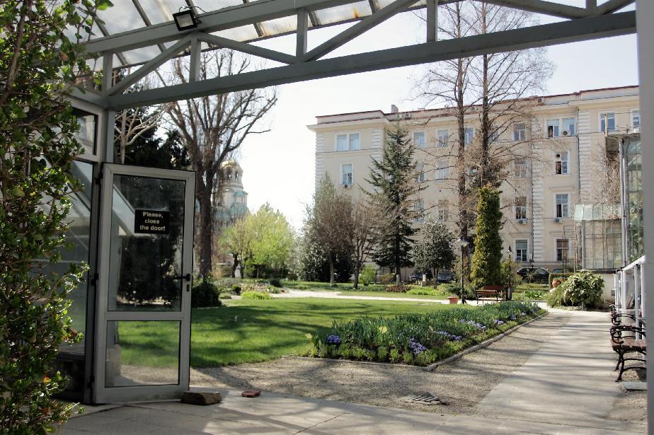 Базар на лечебни растения на Еньовден в Ботаническата градина на София