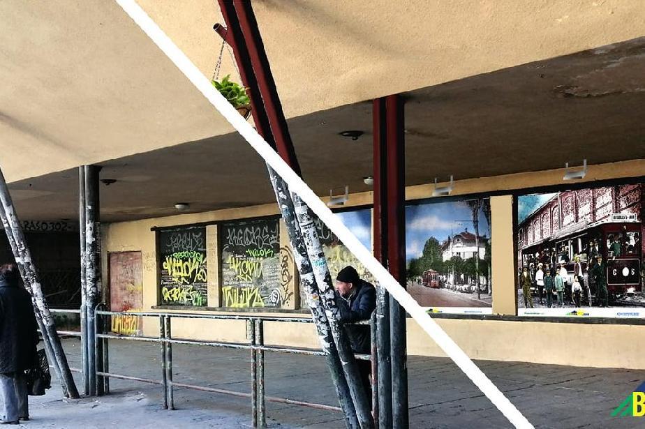 Добротворци: Княжевци се събират да обновяват емблематична покрита спирка в