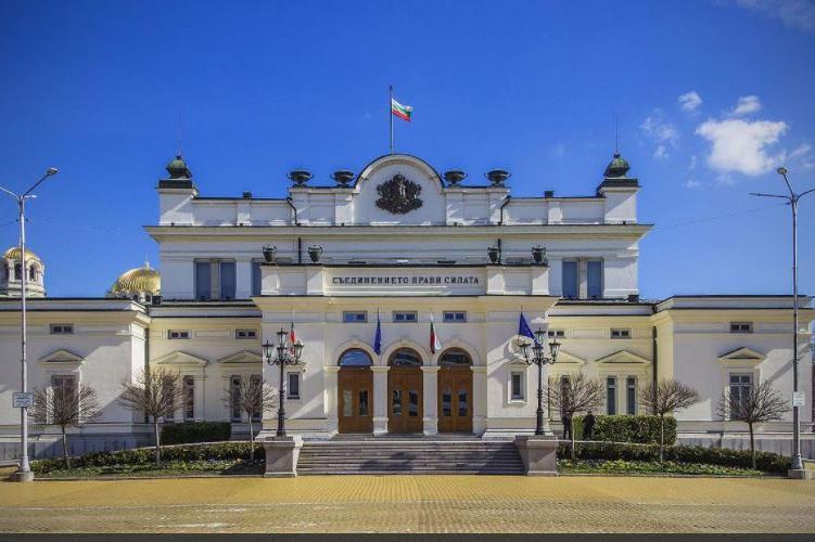 """Разпределение на депутатските места според """"Галъп"""""""