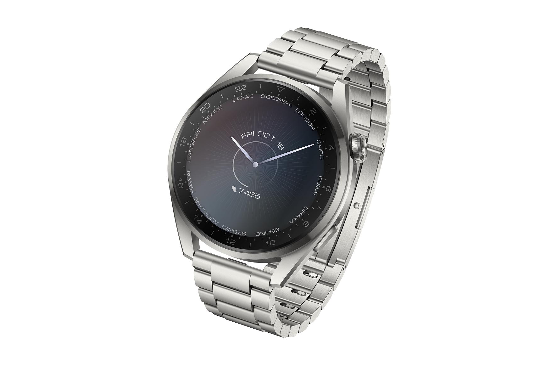 A1 Huawei Watch 3 Titanium